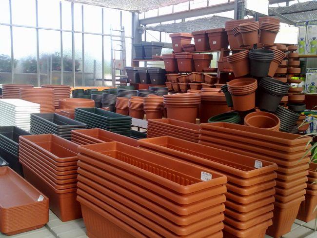 Floristeria ostende floristeria flores y plantas - Maceteros de plastico ...